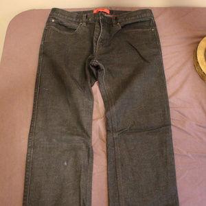 Men's 🔥Hugo Boss🔥 Japanese Denim Jeans 32 x 30